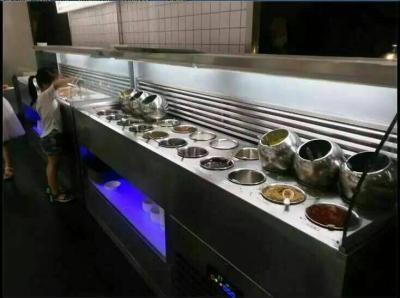 中国建筑第八工程有限公司成都总部食堂